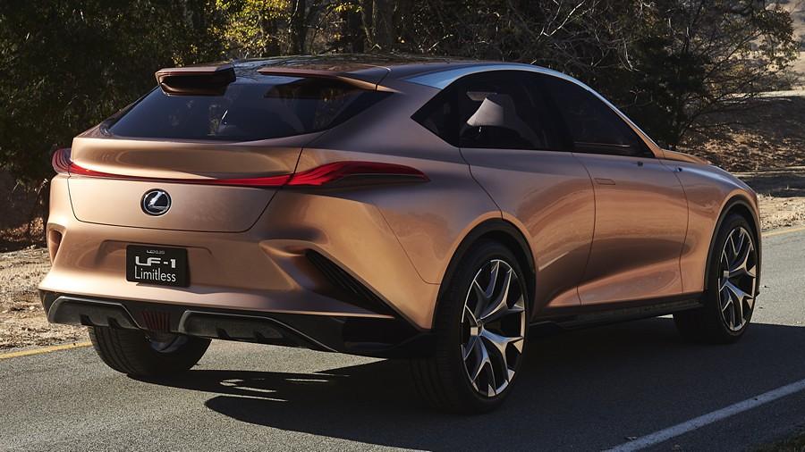 Lexus LF-1 Limitless 1