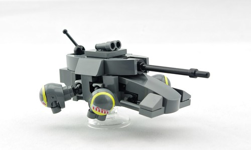 """Mongoose"" Scout Hovertank"