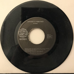 EL COCO:LET'S GET IT TOGETHER(RECORD SIDE-A)