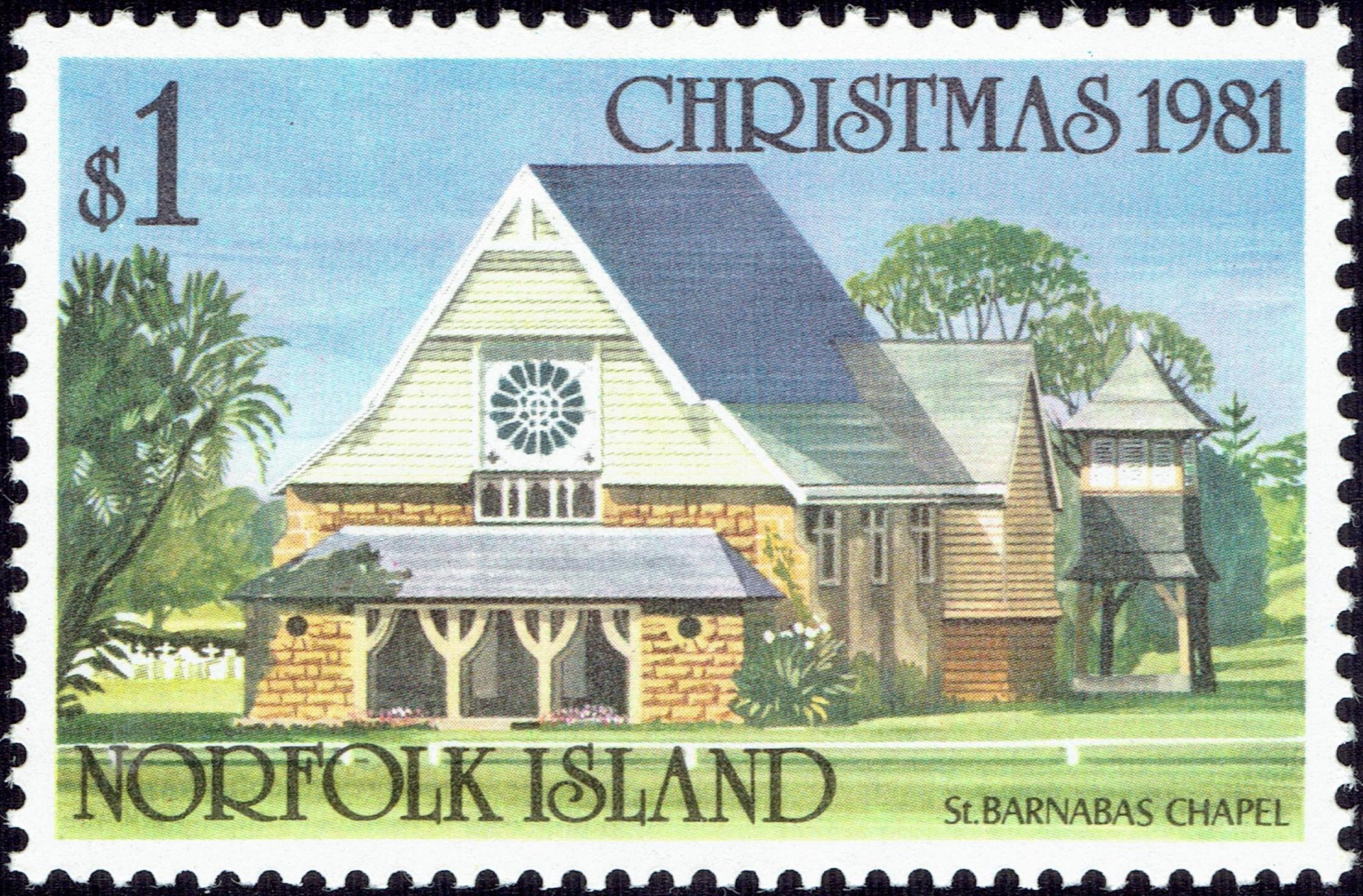 Norfolk Island - Scott #286 (1981)