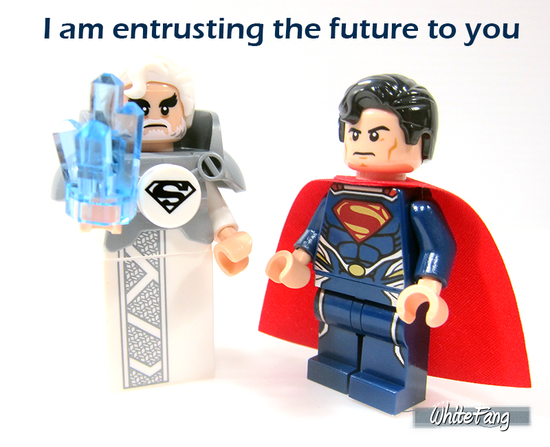 LEGO Batman 71020 Series 2 Vacation Jor-el Packet Opened To Verify Content New