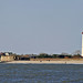 Cape May Lighthouse - with World War II Bunker