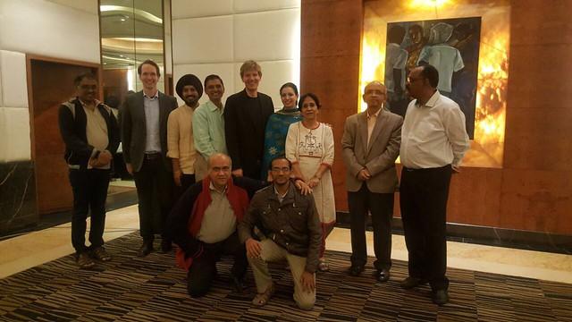 Andhra Pradesh Priorities Bjorn Lomborg Hosts Committee Members