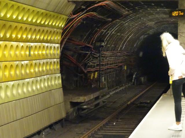 Al borde del túnel