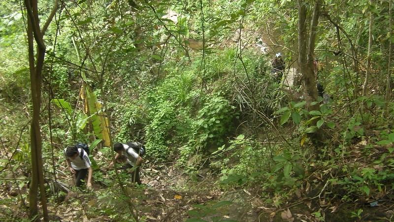 Kahugan trail