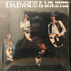 THE BYRDS:DR. BYRDS & MR. HYDE(JACKET A)