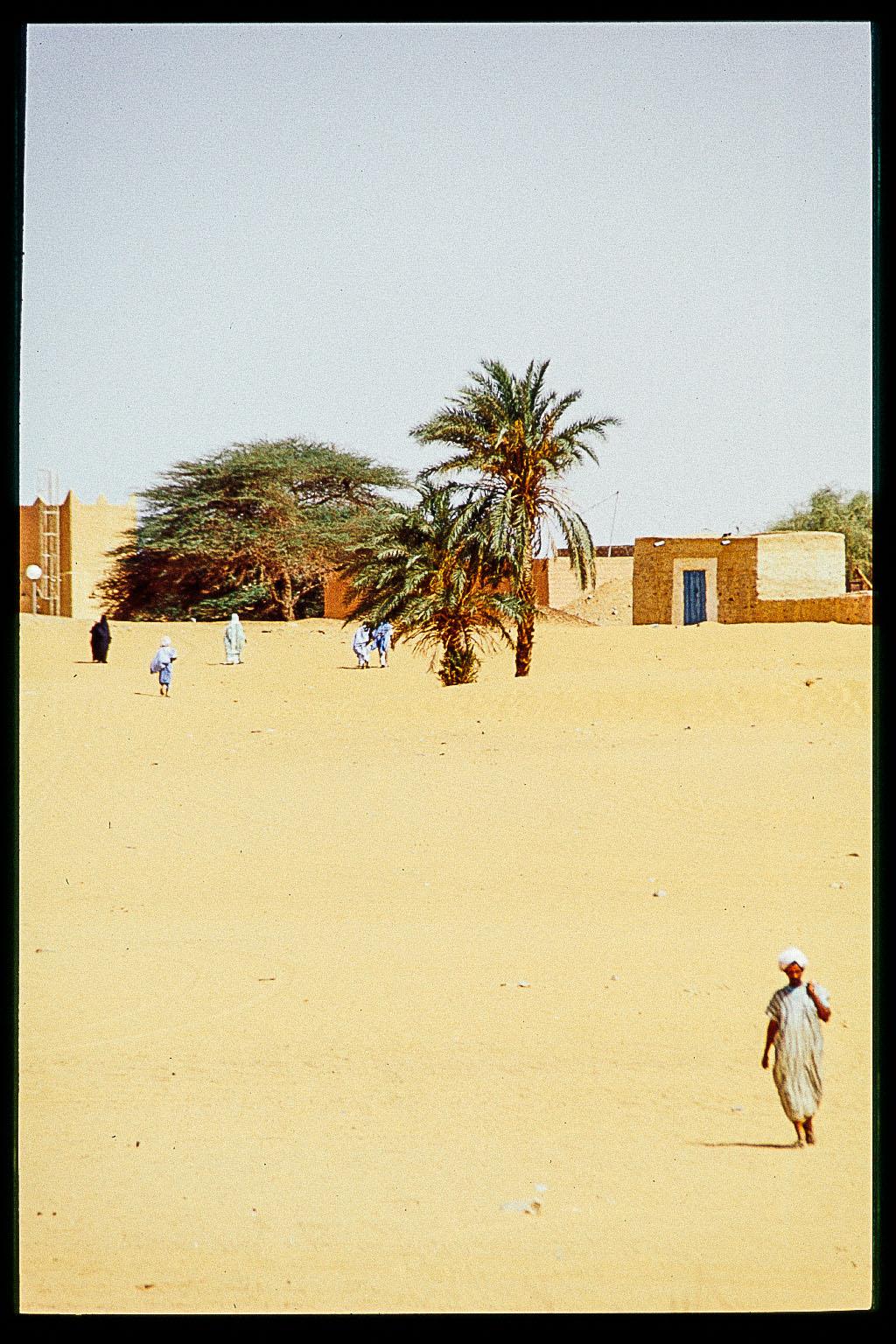Chingetti, rêve de Mauritanie - Carnet de voyage en Mauritanie