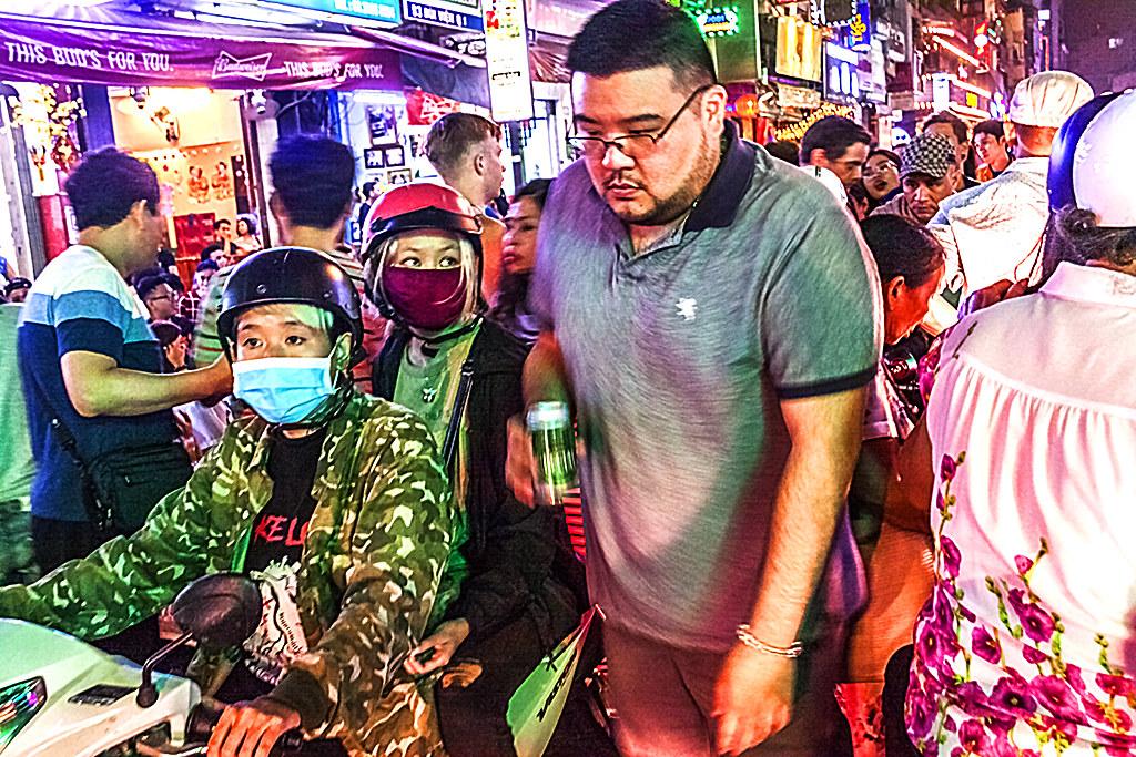 Bui Vien scene--Saigon 3