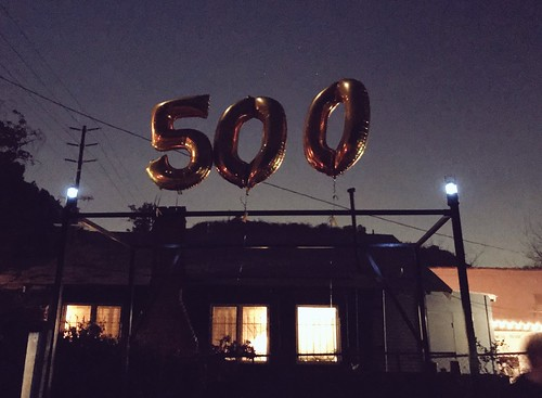 500 in the park