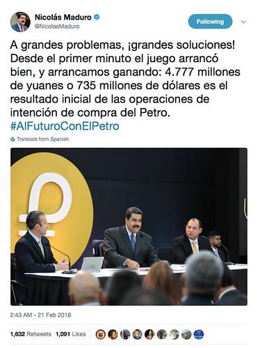 Twitter-Maduro-Petro