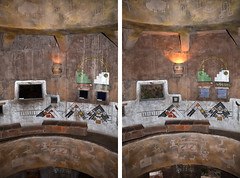 Watchtower Level 3 - Before & After Conservation Work - 6554