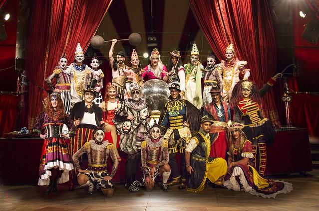 Caramels fous - Cirque plein d'airs 2