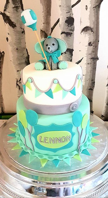 Cake by Cupcake & Co.