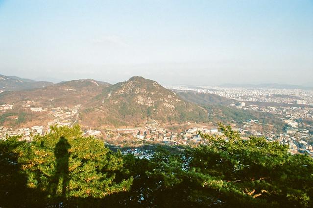 山歩き@Seoul