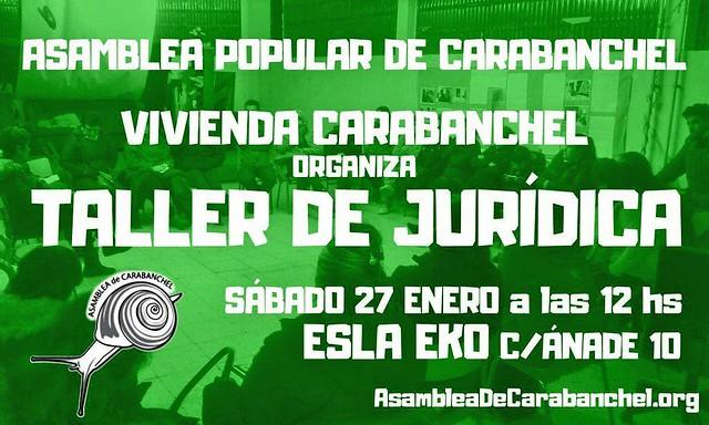Cartel_TallerViviendaJuridico_27ene18