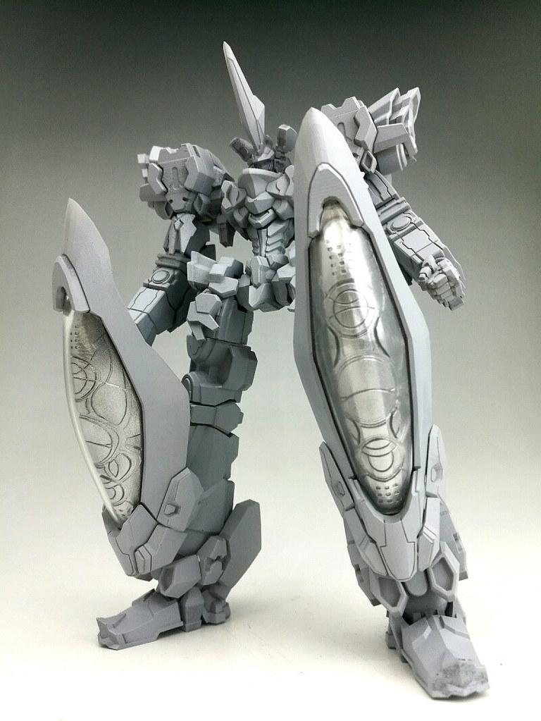 15週年立體化計畫!GSC《斬魔大聖 Demonbane》「Demonbane(デモンベイン)」完成品可動模型 原型公開