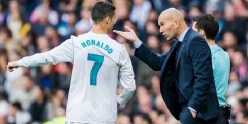 Zinedine Zidane Mengatakan Ronaldo Adalah Kunci Kebangkitan Real Madrid