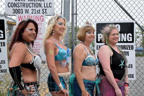 2017.06.17 Coney Island Mermaid Parade, Coney Island, NY