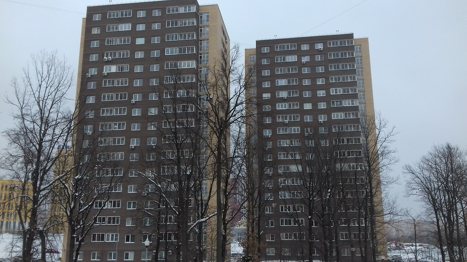 Посёлок Коммунарка (Москва). Часть первая