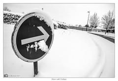 Yvelines sous la neige 2018