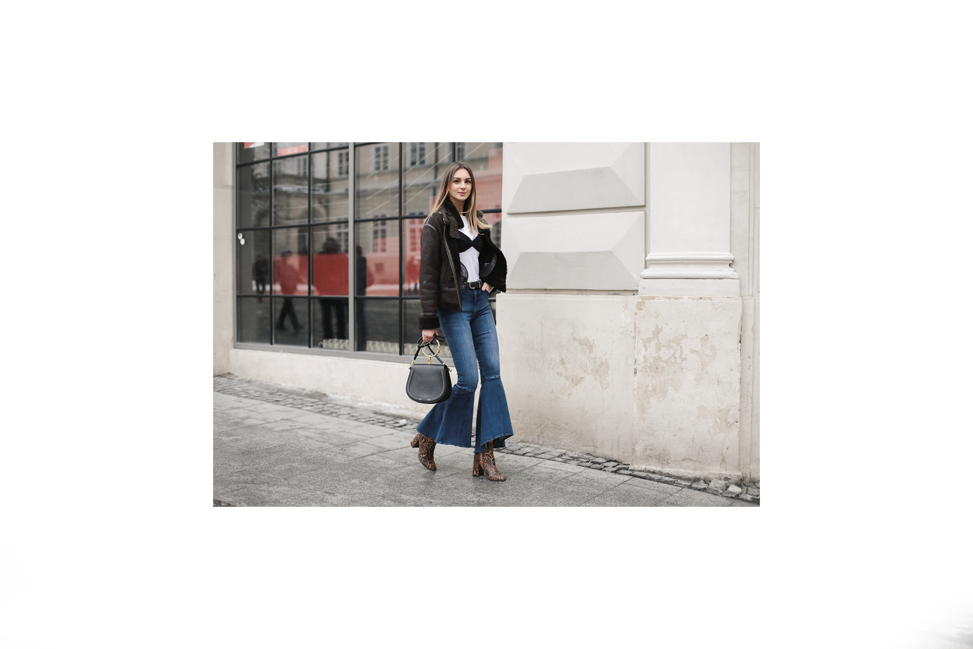 outfit-flared-jeans-street-style