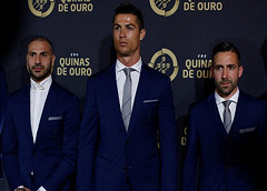 Cristiano Ronaldo nominated for Portuguese Player of the Year award