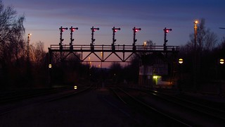 Signal Bridge Bad Harzburg