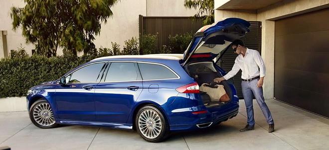 【圖二】歐洲進口旗艦跑旅Ford Mondeo Wagon以安全、空間、動力打造全方位不凡跑旅