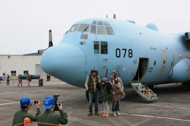 C-130H 75-1078 第1輸送航空隊 第401飛行隊 IMG_3442_2