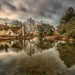Cold Winters Dawn at Willy Lotts Cottage by waynedavey67