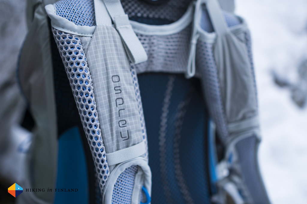 Osprey Levity 45 - Shoulder Strap Detail 3