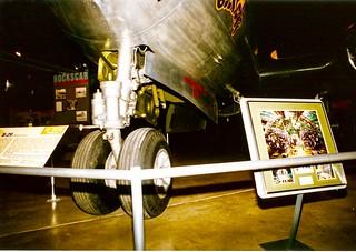 Dayton B29 nose gear 03-12-05A