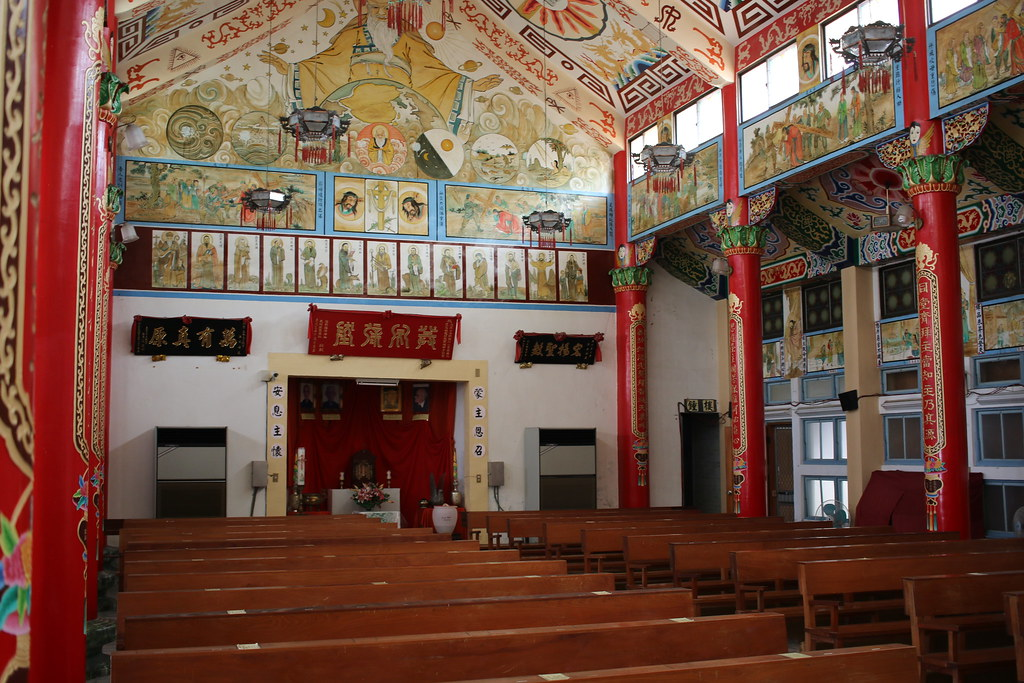 鹽水天主教堂 (24)