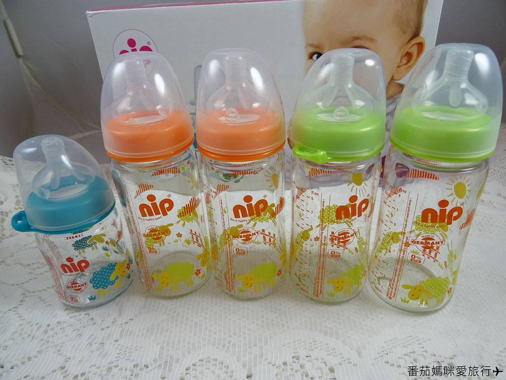 nip 德國防脹氣玻璃奶瓶 (14)