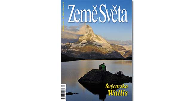 Země světa - Švýcarsko - Wallis