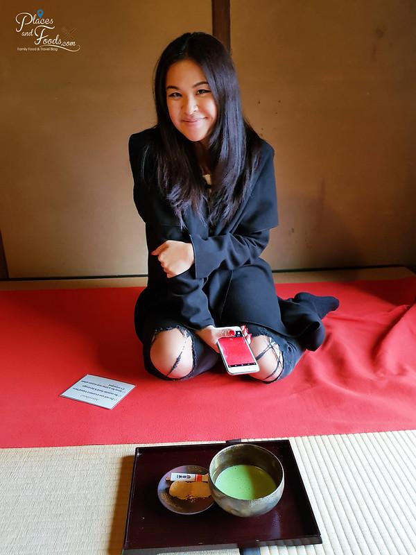 okayama korakuen tea ceremony