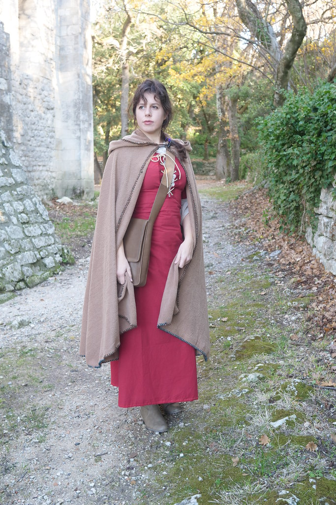 related image - Shooting Médiéval - Orena Costume - Val des Nymphes -2017-12-23- P1100609
