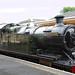 21837 4277 Hurcules Cherston Dartmouth Steam Railway Devon England