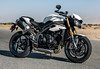 miniature Triumph 1050 SPEED TRIPLE S  MK IV 2018 - 14