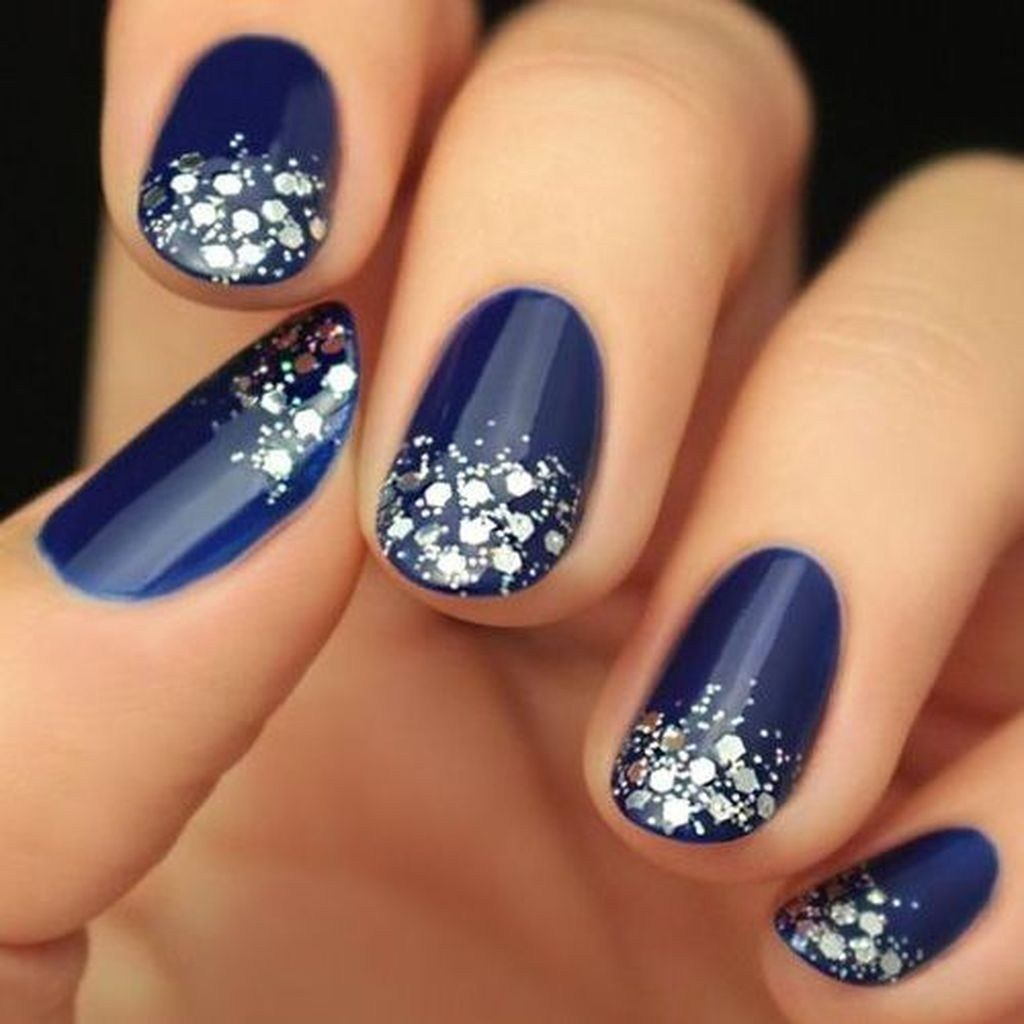 Pretty Winter Nail Art 2018 Trends Ideas
