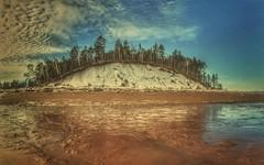 Erosion @ Mary's Point, New Brunswick