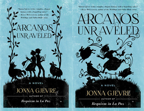 Arcanos covers