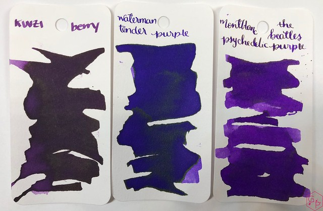 Ink Shot Review KWZI Berry @AppelboomLaren 2