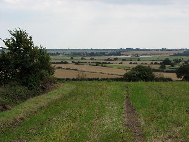 Near Great Oakley