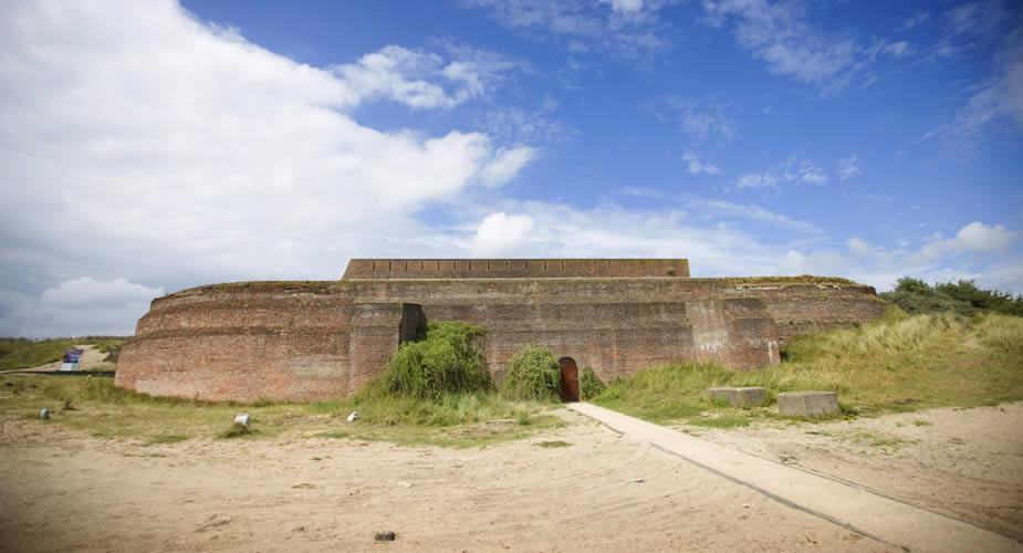 Bezienswaardigheden Oostende: Fort Napoleon | Mooistestedentrips.nl