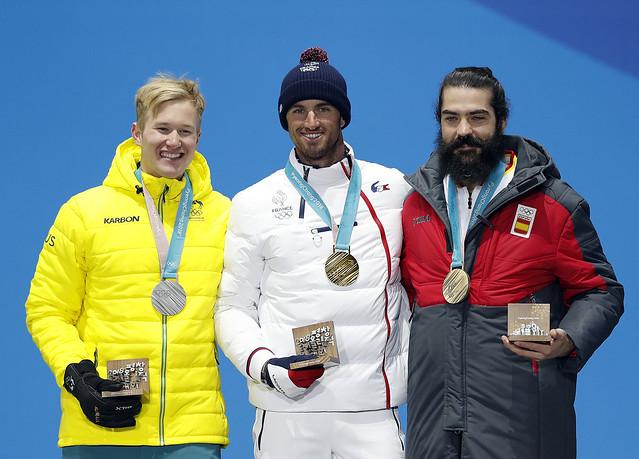 SnowboardCross Regino Hernandez 59