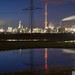 Industriële avondfotografie