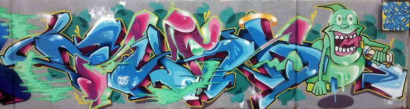 ZURDO (Slimer)