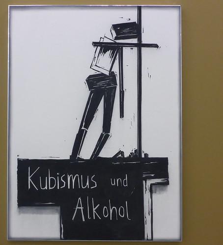 Kubismus und Alkohol