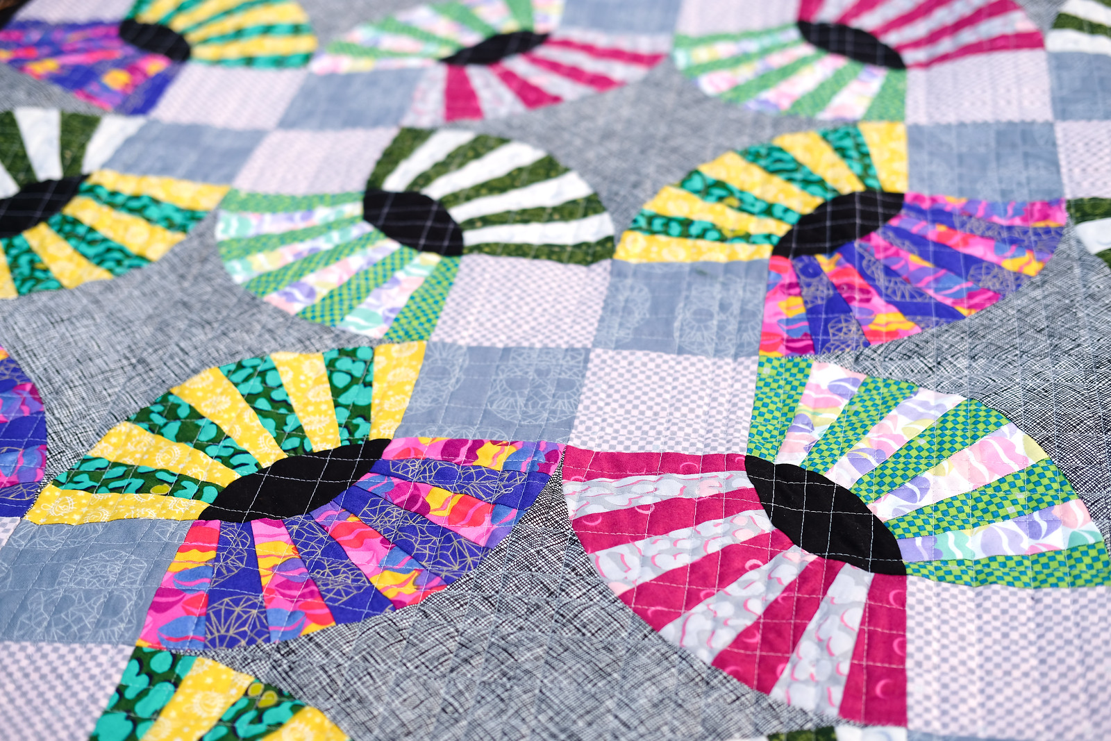 Wild Side Pickledish Quilt